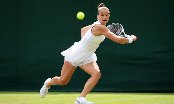 Μαρία Σάκκαρη: Μεγάλη νίκη και πρόκριση στον Γ' γύρο του Wimbledon (video+photos)