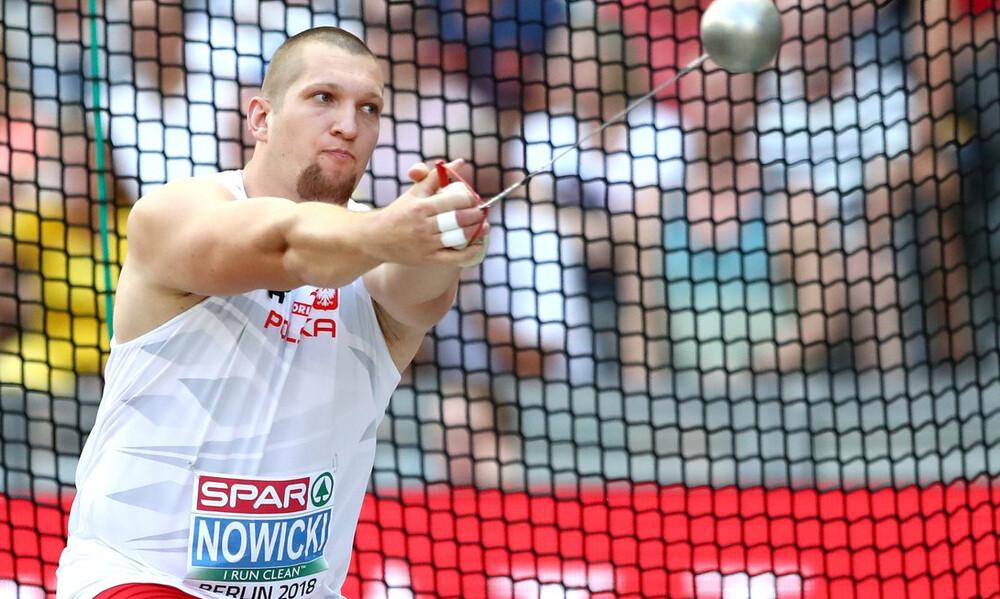 Στίβος: Ο Νοβίτσκι 81.74μ στη σφυροβολία στο Πόζναν