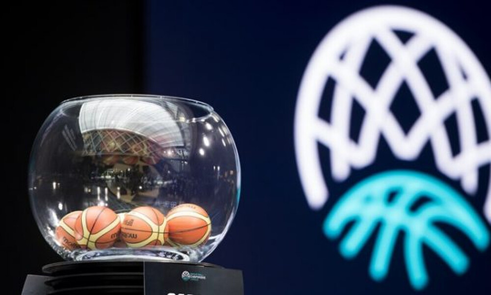 Live Streaming η κλήρωση του Basketball Champions League (video)