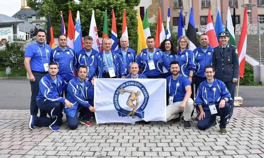 Επιτυχημένη παρουσία στο 17ο Πανευρωπαϊκό Πρωτάθλημα Σκοποβολής