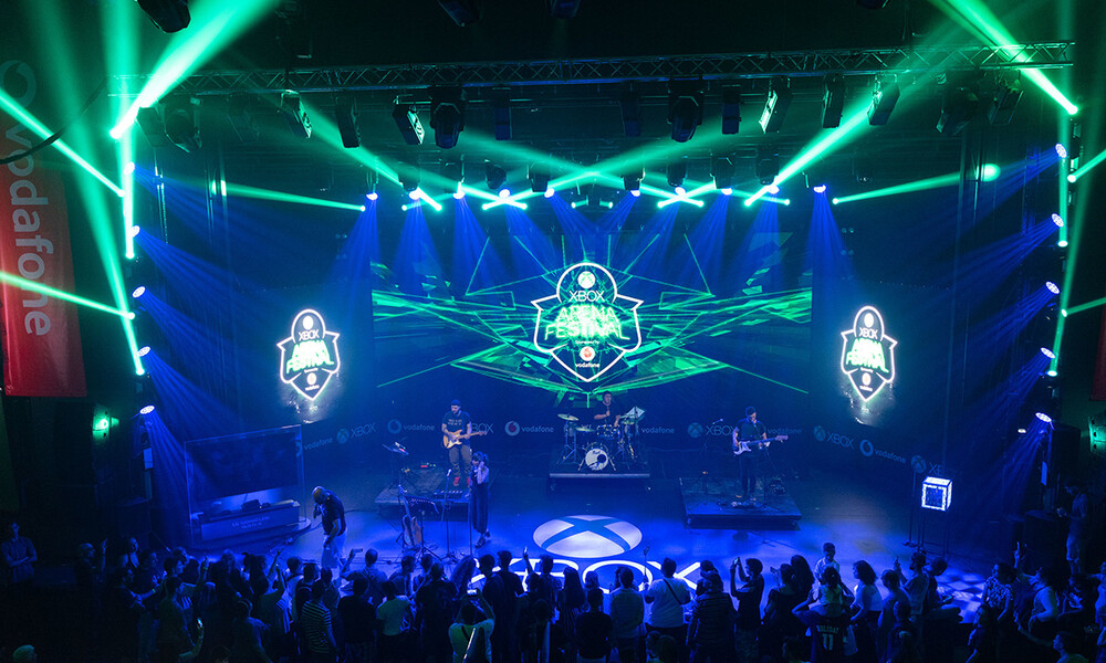 Xbox Festival: Μια πανέμορφη γεμάτη... gaming εμπειρία