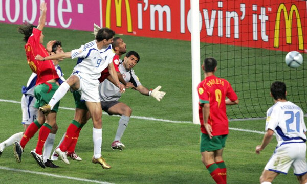 LIVE Streaming: «15 χρόνια Euro 2004»: Legends 2004-Portugal Legends (video)