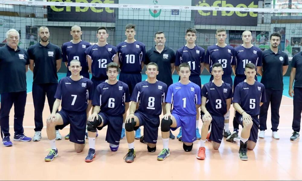 Βαλκανικό Παμπαίδων: «Δύο στα δύο» η Εθνική ομάδα