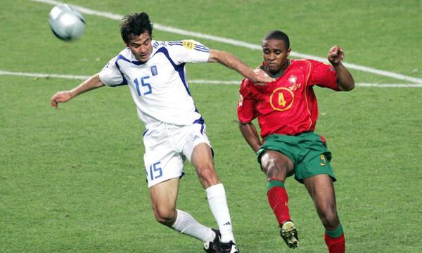 Σοκαριστική η εικόνα του βασικού στόπερ της Πορτογαλίας στο Euro 2004 (photo)