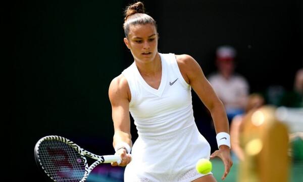 Εκτός Wimbledon η Σάκκαρη