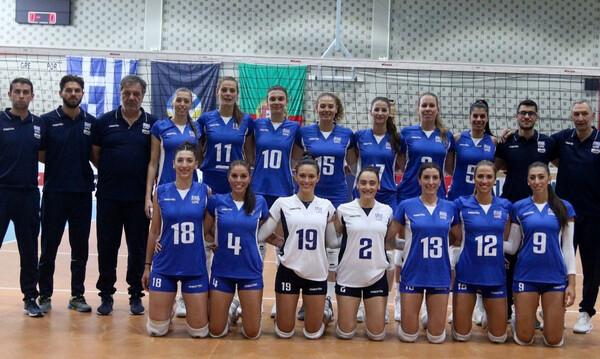 Ευρωπαϊκό Γυναικών: Στο Καρπενήσι η προετοιμασία της Εθνικής ομάδας.
