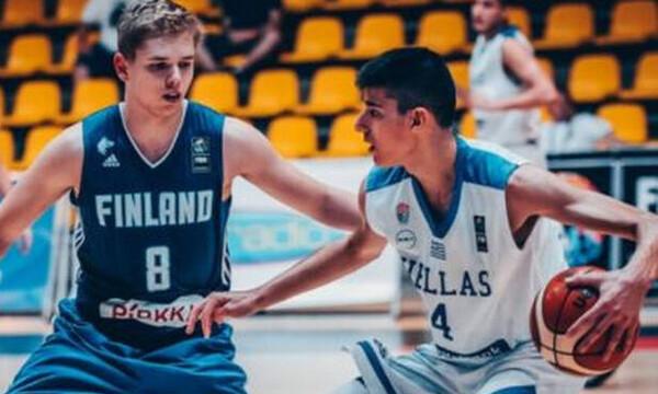Εθνική Νέων Ανδρών: Ήττα από Σερβία