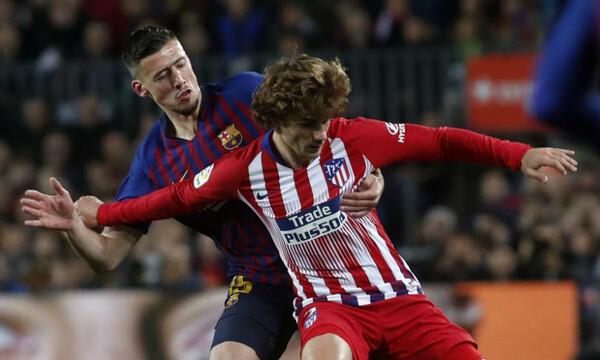 «Βράζουν» στην Ατλέτικο Μαδρίτης με τη Μπαρτσελόνα και τον Γκριζμάν!