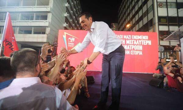 Αλέξης Τσίπρας: Ο ελληνικός λαός την Κυριακή θα αποτρέψει τη μεγάλη κλοπή
