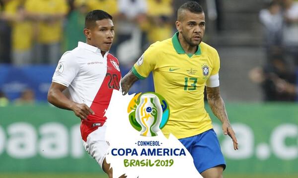 Η φιέστα της Βραζιλίας και το όνειρο του Περού