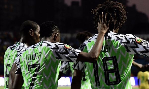 Copa Africa: Η «μπίλια» έκατσε στη Νιγηρία (video)