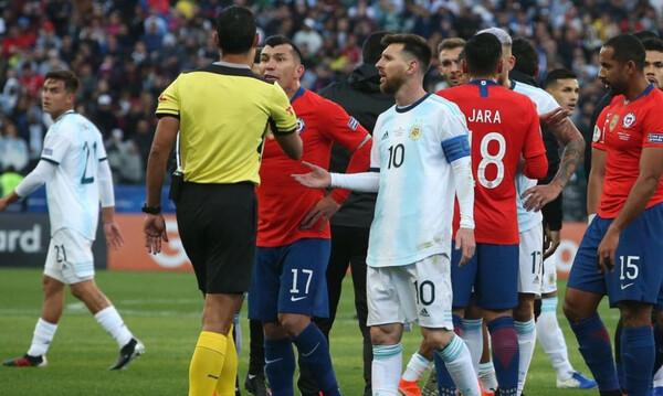 Αργεντινή: Το μήνυμα του Μέσι μετά το Copa America