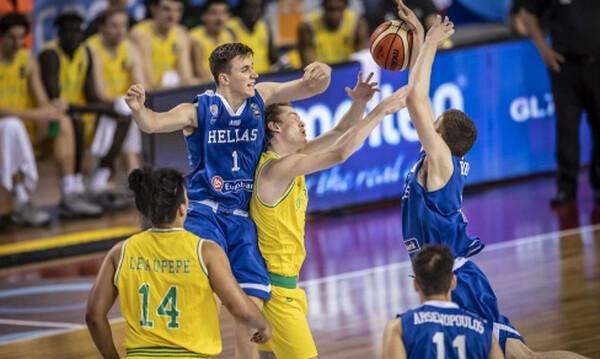 Παγκόσμιο U19: Στην 10η θέση η Ελλάδα