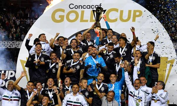 Gold Cup: Το σήκωσε το Μεξικό (photos+video)