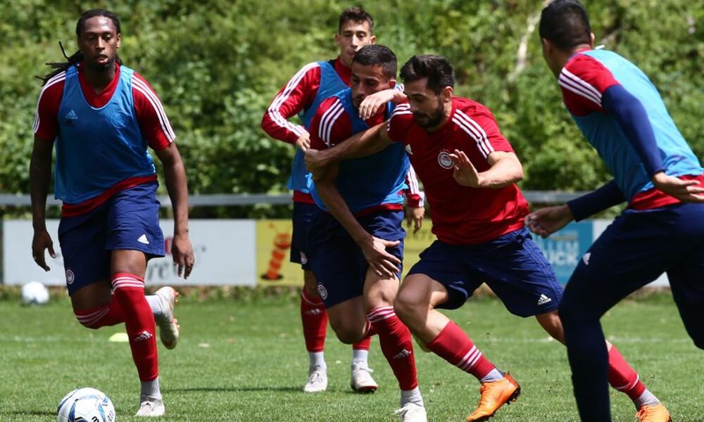 Ολυμπιακός: Αυτή είναι η τρίτη εμφάνιση της ομάδας (photos)