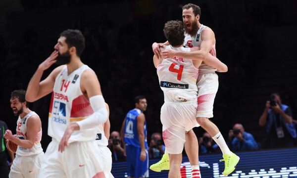 Mundobasket 2019: Εκτός αποστολής Σέρχιο, Μίροτιτς και Ιμπάκα!