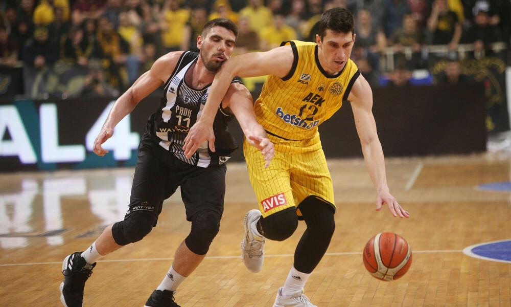 Basketball Champions League: Η διαδρομή των ΑΕΚ, ΠΑΟΚ και Περιστερίου προς τα νοκ άουτ ματς