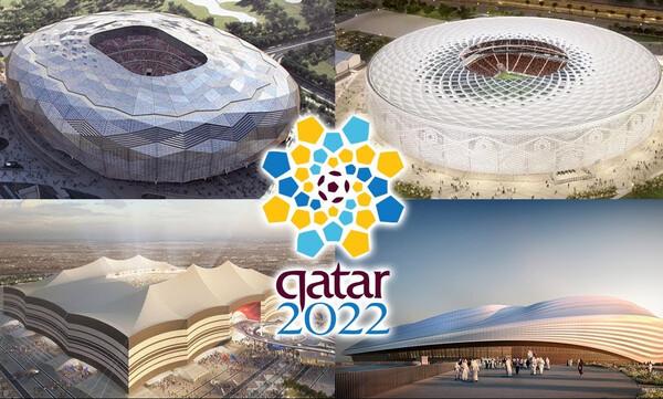Μουντιάλ 2022: Τα οκτώ εντυπωσιακά γήπεδα στο Κατάρ (video)
