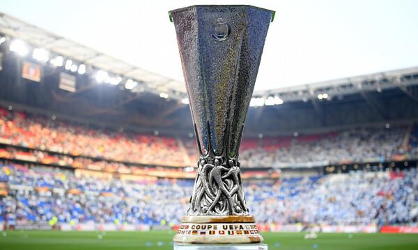 Europa League: Η νέα μπάλα της διοργάνωσης (photos+video)