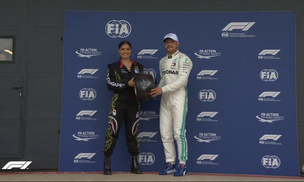 Formula 1: Ο Μπότας την pole position στο Σίλβερστοουν (photos+video)