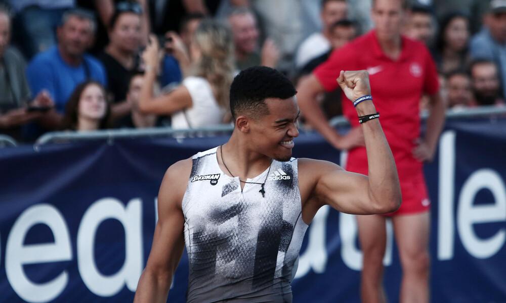 Ευρωπαϊκό Πρωτάθλημα Κ23: Ασημένιος ο Καραλής