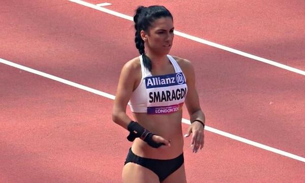 Στίβος-ΑμεΑ: Παγκόσμιο ρεκόρ η Σμαραγδή στο τριπλούν