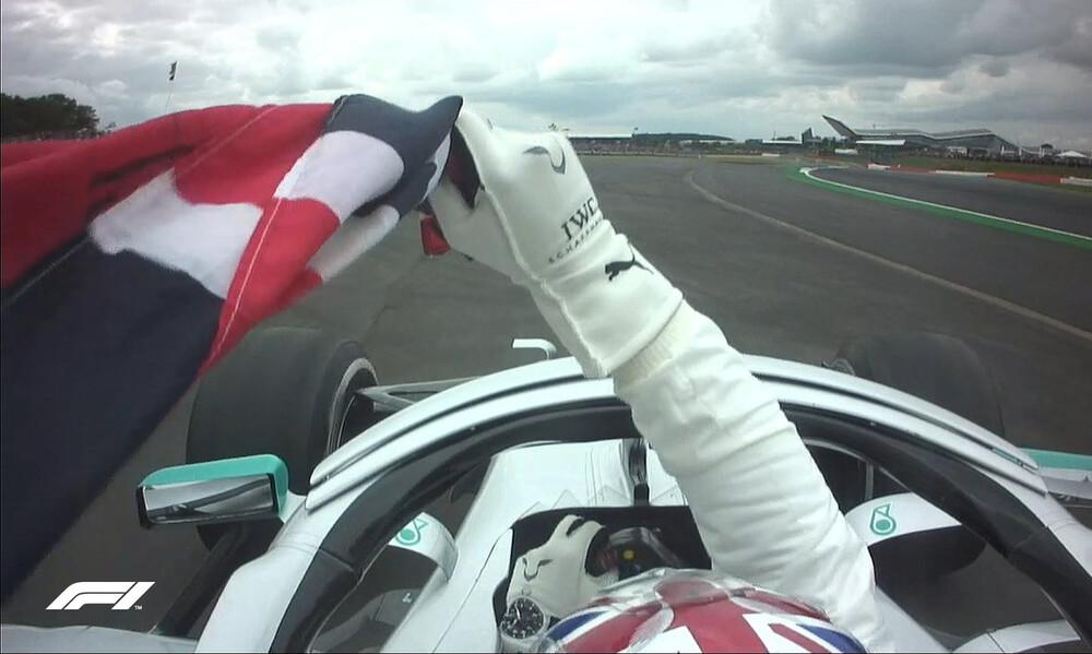 Formula 1: Νίκη στην… έδρα του ο Χάμιλτον (photos)