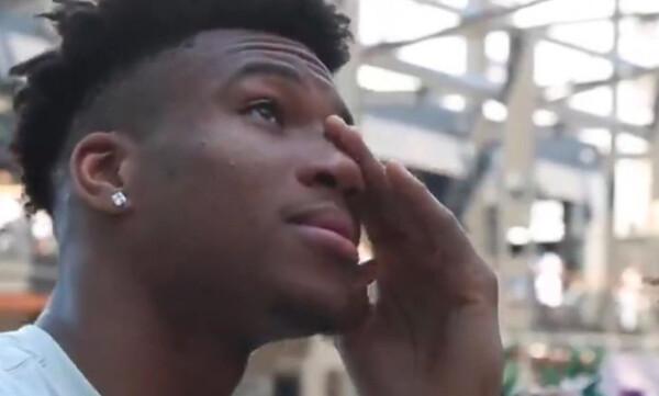 NBA: Η γιορτή της πόλης του Μιλγουόκι για τον MVP Γιάννη Αντετοκούνμπο (videos+photos)