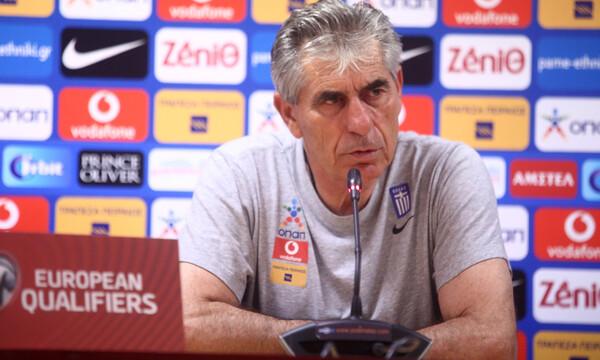 Παρελθόν ο Αναστασιάδης από την Εθνική ομάδα