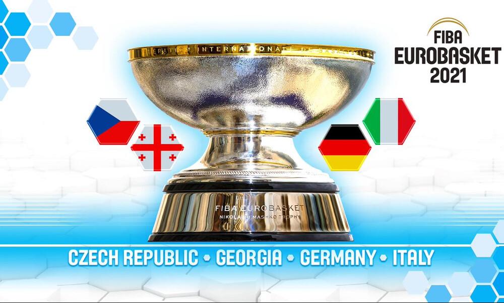 Eurobasket 2021: Σε αυτές τις χώρες θα διεξαχθεί!