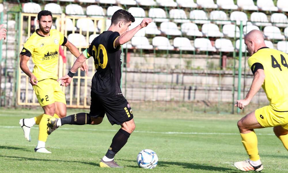 ΑΕΚ – Μακάμπι Νετάνια 1-1: Βελτιώθηκε αλλά… θέλει κι άλλο (photos&vid)