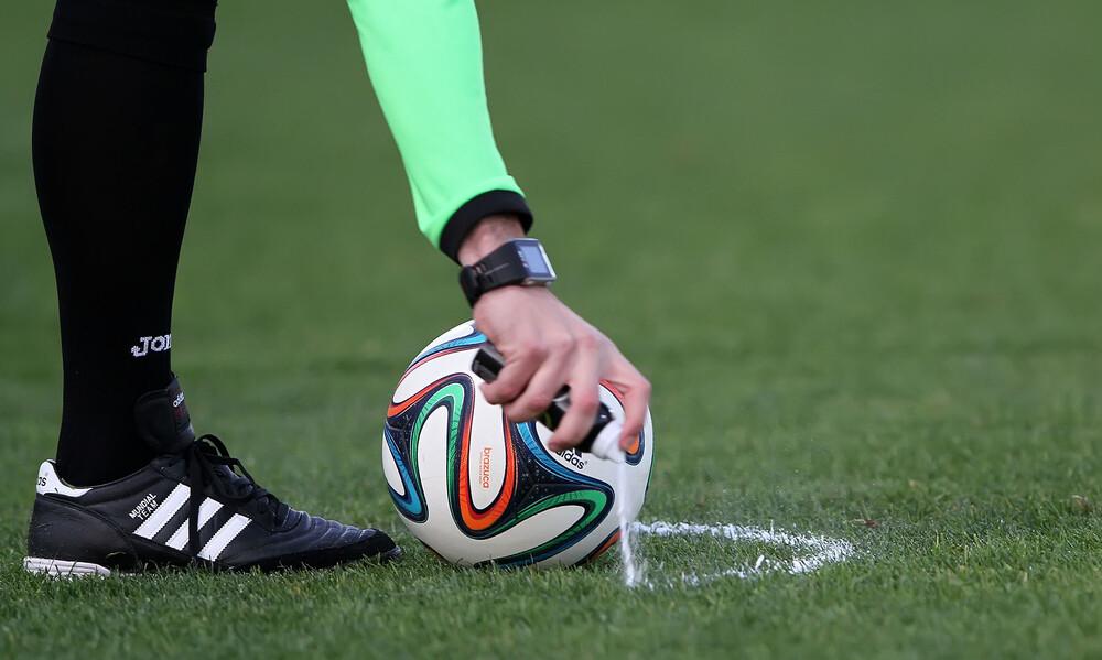 Super League: Οι νέοι πίνακες διαιτητών