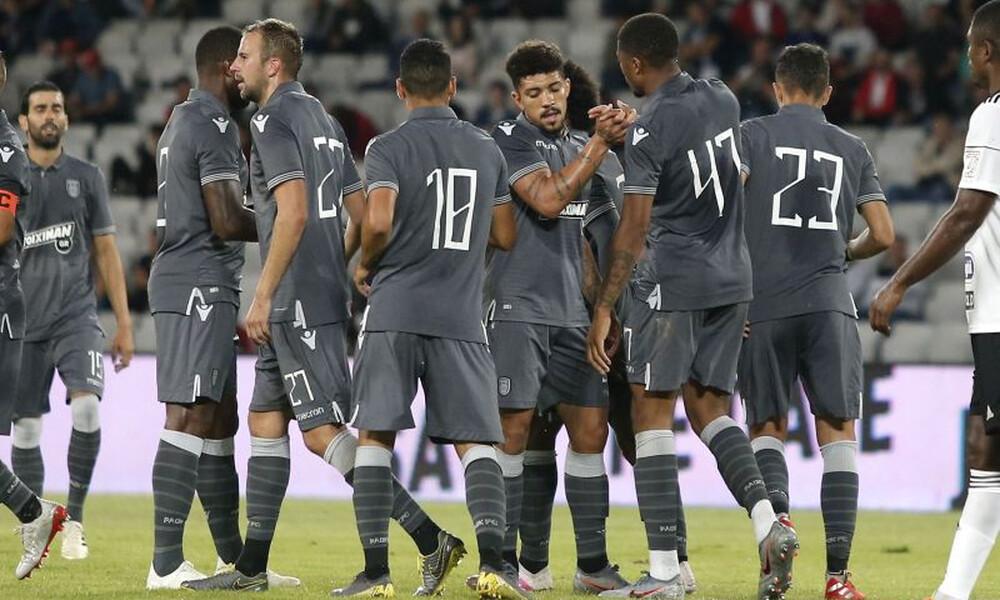 ΠΑΟΚ: Στους αδύναμους του Champions League – Οι πιθανοί αντίπαλοι