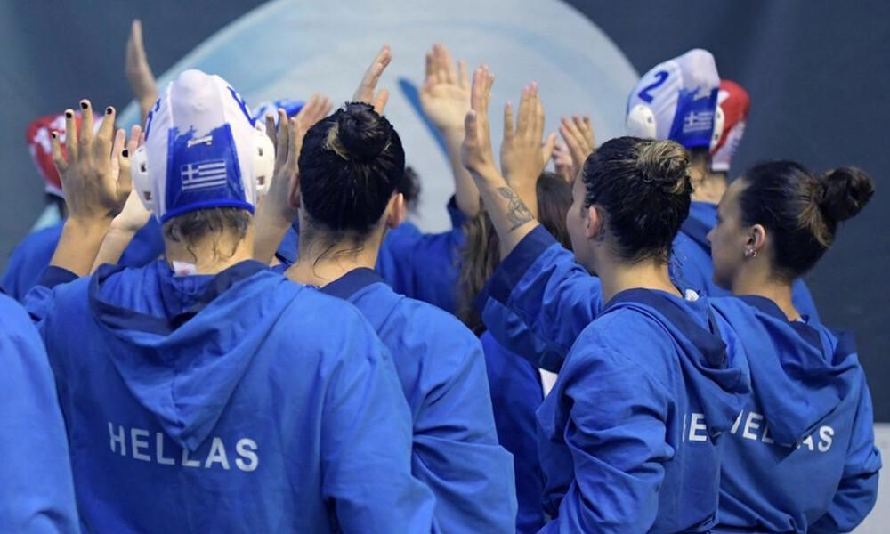 Παγκόσμιο πρωτάθλημα: Διπλασίασε τις νίκες η Εθνική Γυναικών στο πόλο