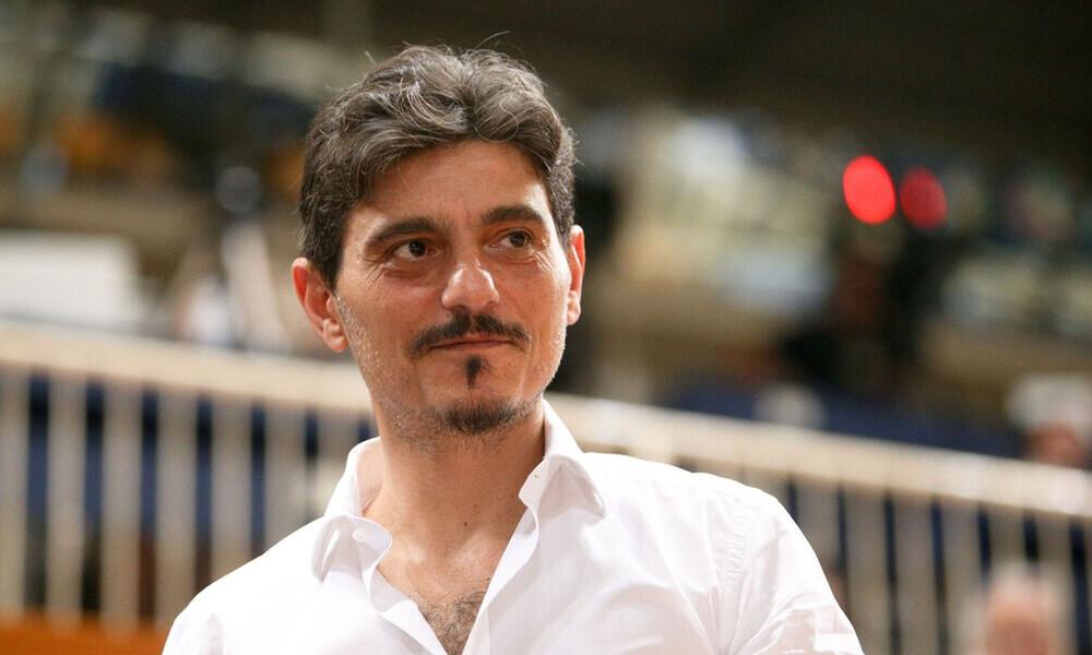 Η άφιξη του Δημήτρη Γιαννακόπουλου στο ΟΑΚΑ (video)