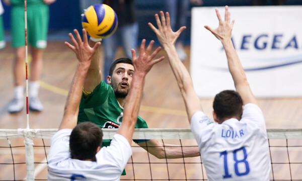 Volley League: Πήραν άδεια Παναθηναϊκός, ΠΑΟΚ, Ολυμπιακός και Παμβοχαϊκός