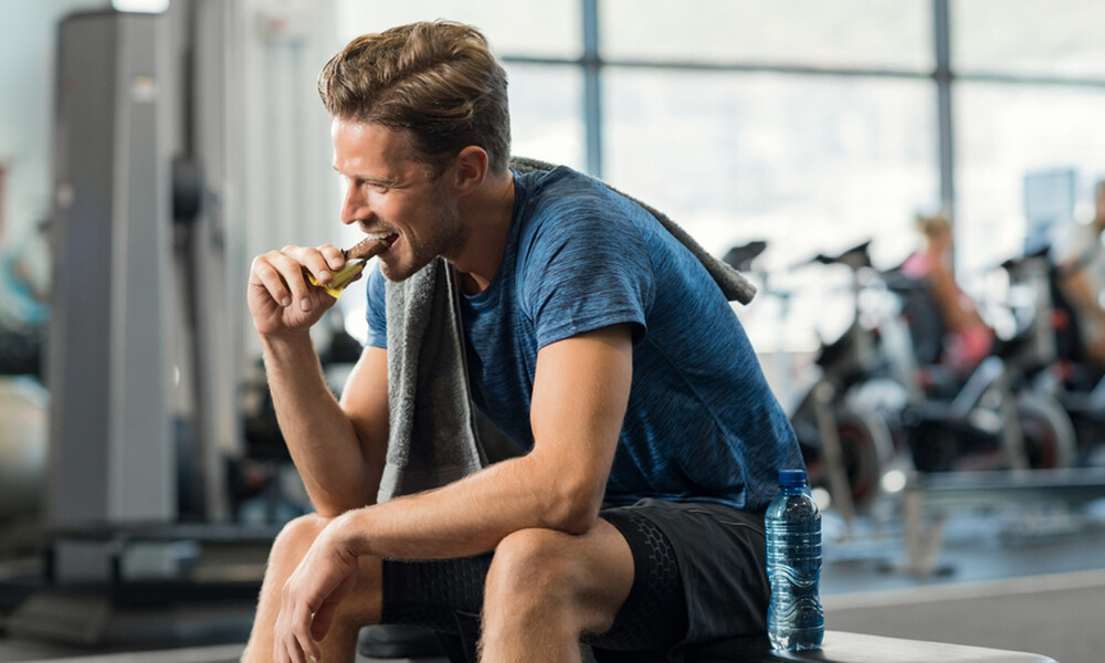 5 υγιεινά σνακ για μετά την άσκηση (εικόνες)