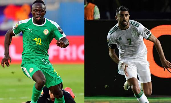 Αλγερία και Σενεγάλη για τον αφρικανικό θρόνο