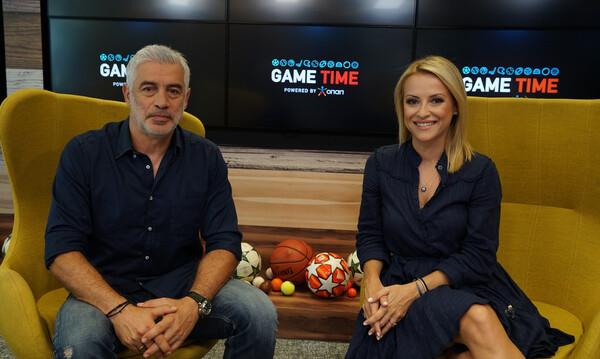 O Nικοπολίδης στο Game Time του ΟΠΑΠ: «O Oλυμπιακός θα βρει τη λύση για το κενό του Φορτούνη»