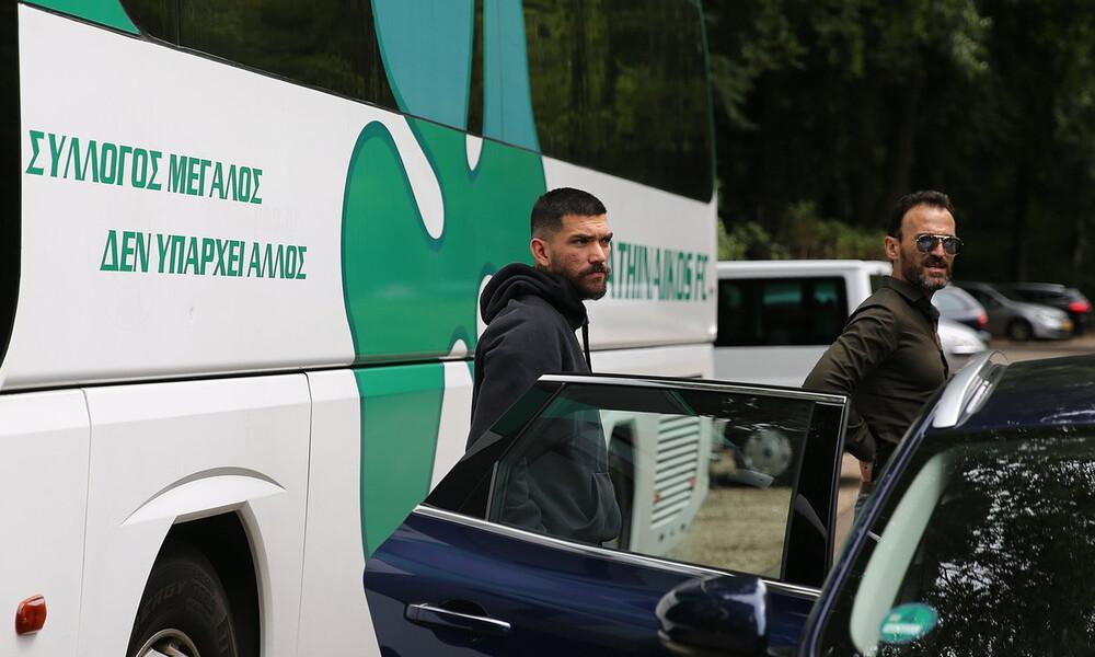 Παναθηναϊκός: Έφτασε στην Ολλανδία ο Κολοβός (photos)