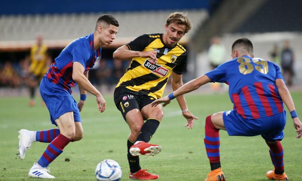 ΑΕΚ – Βόλος 2-0: Τα γκολ του αγώνα (video)