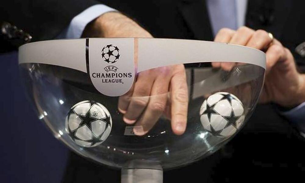 Live Chat η κλήρωση του Champions League για ΠΑΟΚ-Ολυμπιακό