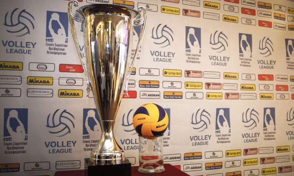 Αναβολή της διαδικασίας αδειοδότησης των ομάδων της Volleyleague
