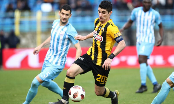 Live Streaming Λαμία - ΑΕΚ 0-1