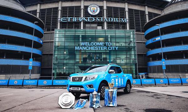 Η Nissan και το City Football Group, επεκτείνουν την παγκόσμια συνεργασία τους