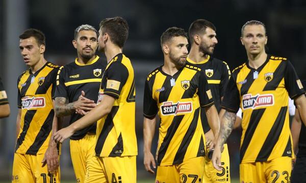 Λαμία – ΑΕΚ: Η προτροπή του Καρντόσο στους παίκτες