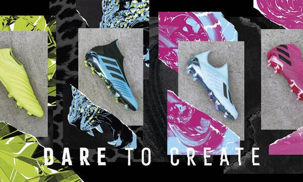 H ποδοσφαιρική σεζόν ξεκινάει με το Hardwired Pack τη νέα χρωματική έκδοση των παπουτσιών της adidas