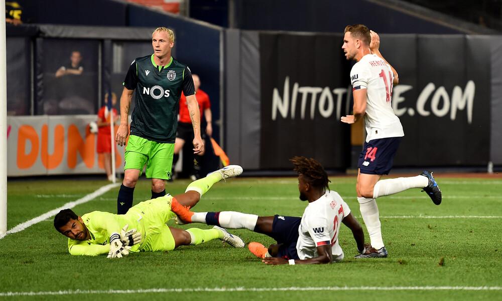 Λίβερπουλ-Σπόρτινγκ Λισαβόνας 2-2: Ούτε τώρα νίκη για τους «κόκκινους» (video)