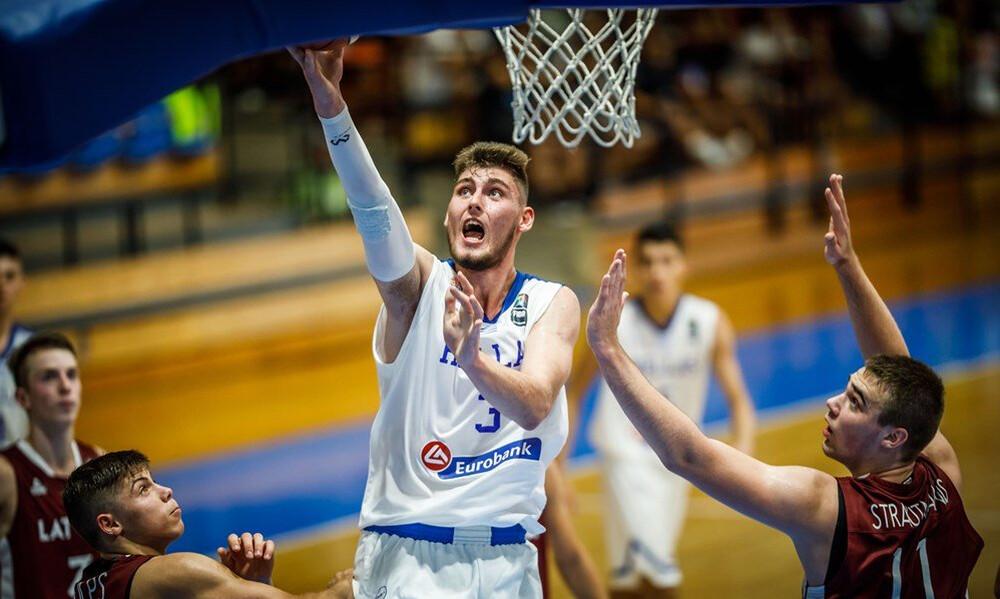 Ευρωπαϊκό Πρωτάθλημα U18: Νικηφόρο ξεκίνημα για την Εθνική (photos)