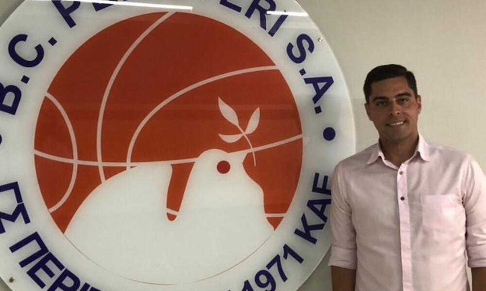 Περιστέρι: Νέος εμπορικός διευθυντής ο Λυράς